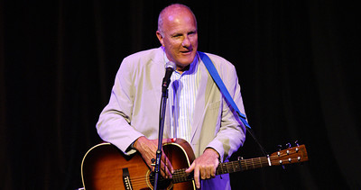 Richard Digance with special guest Eric Sedge at Bristol Folk House in Bristol