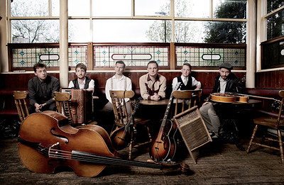 Rob Heron & The Tea Pad Orchestra at Bristol Folk House in Bristol