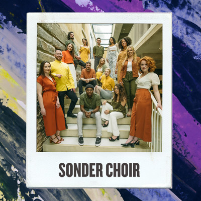 Courtyard Sessions: Sonder Choir at Bristol Old Vic in Bristol