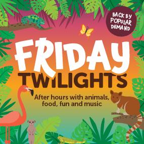 Friday Twilights at Bristol Zoo Gardens at Bristol Zoo Gardens in Bristol