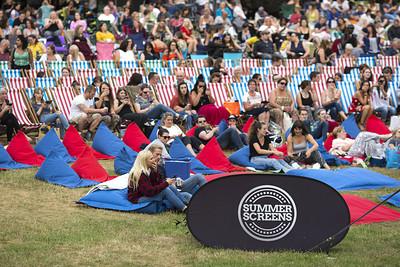 Summer Screens at Bristol Zoo Gardens at Bristol Zoo Gardens in Bristol