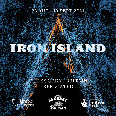 Iron Island at Brunel's SS Great Britain in Bristol
