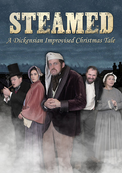 STEAMED: A Dickensian Improvised Christmas Tale at Brunel's SS Great Britain in Bristol