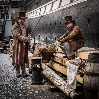 Victorian Christmas Weekend at Brunel's SS Great Britain in Bristol