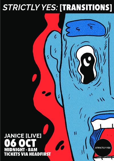 Strictly Yes : [Transitions] w/ Janice [LIVE] at BS5 7UZ in Bristol