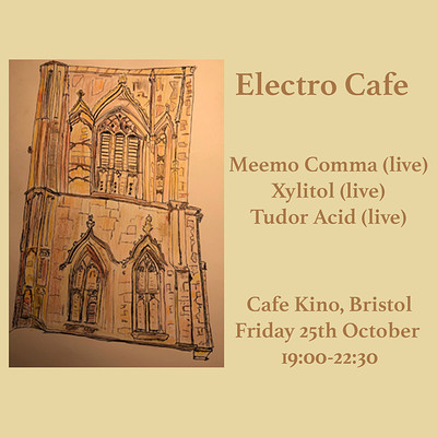 Electro Café at Cafe Kino in Bristol