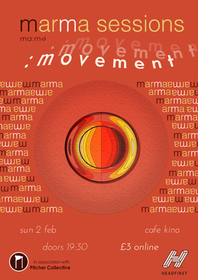 Marma Sessions: Movement at Cafe Kino in Bristol