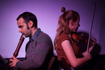 OUT-TAKE Ensemble  at Cafe Kino in Bristol