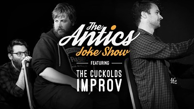 The Antics Joke Show Ft. The Cuckolds at Cafe Kino in Bristol