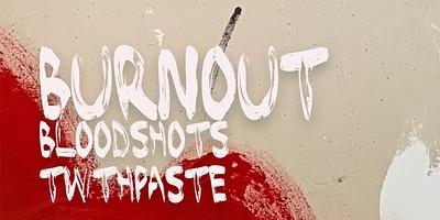 Burnout, Bloodshots, Twthpaste at chelsea inn in Bristol