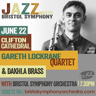 Jazz Meets Bristol Symphony at Clifton Cathedral in Bristol