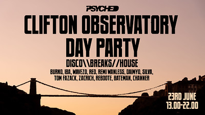Clifton Observatory Day Party  at Clifton Observatory  in Bristol