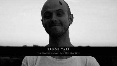 Brook Tate Live at Cloak and Dagger, The in Bristol