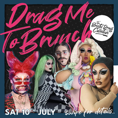 Drag Me To Brunch! at Cloak and Dagger, The in Bristol