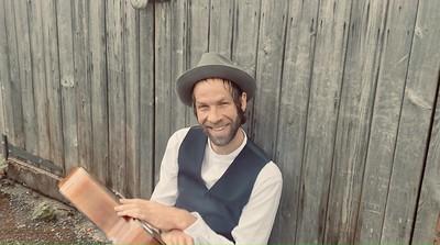 Jake Morgan solo show at Cloak and Dagger, The in Bristol