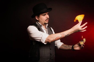 Magic Malka, conjurer extraordinaire! at Cloak and Dagger, The in Bristol