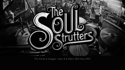 Soul Strutters Acoustic Duo at Cloak and Dagger, The in Bristol