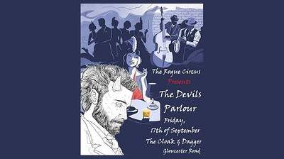 The Devils Parlour at Cloak and Dagger, The in Bristol