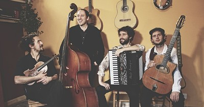 The Roundabout Swing Band at Cloak and Dagger, The in Bristol