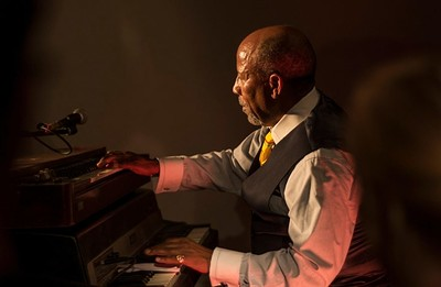 Hailu Mergia (Awesome Tapes From Africa) at Colston Hall Foyer in Bristol