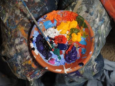 Children's Painting Workshop: Grief Encounter at Colston Hall Workshop Space 1 in Bristol