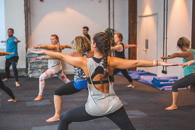 Yoga for Grief at Colston Hall Workshop Space 2 in Bristol