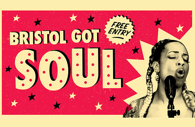 Bristol Got Soul at Colston Hall in Bristol