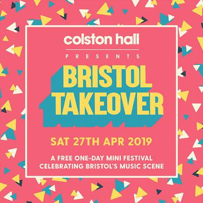 Bristol Takeover 2019 at Colston Hall in Bristol