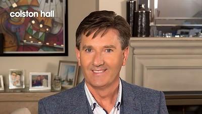 Daniel O'Donnell at Colston Hall in Bristol