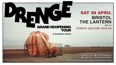 Drenge - SOLD OUT at Colston Hall in Bristol