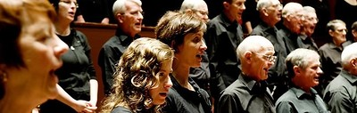 Handel's Messiah at Colston Hall in Bristol