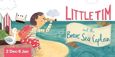 Little Tim and the Brave Sea Captain at Colston Hall in Bristol