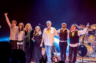 Rumours of Fleetwood Mac at Colston Hall in Bristol