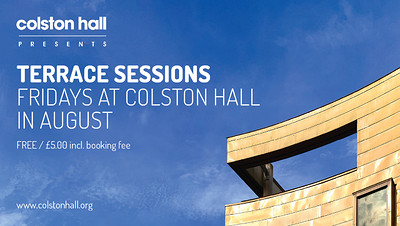 Terrace Sessions: A Guy Called Gerald at Colston Hall in Bristol