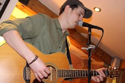 Drew Bryant live @ Convivio  at Convivio in Bristol
