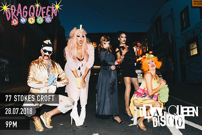 Drag Queen Bingo: Asian Persuasion at Corner 77 in Bristol