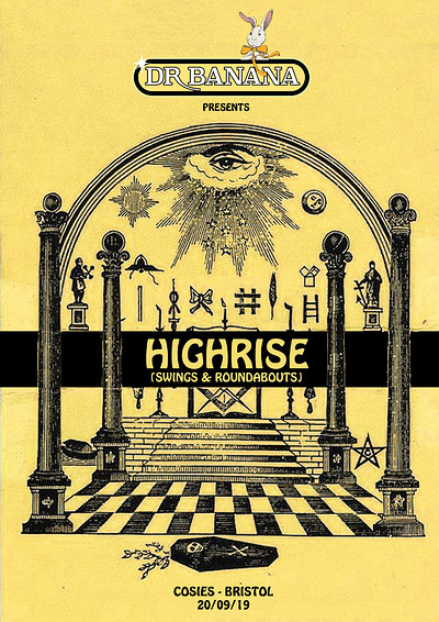 Dr Banana Presents: Highrise (Extended UKG Set) at Cosies in Bristol