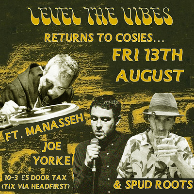 Level the Vibes at Cosies in Bristol