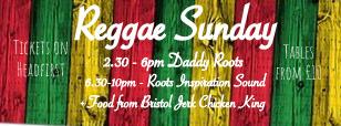 Reggae Sunday 01.11.2020 at Cosies in Bristol