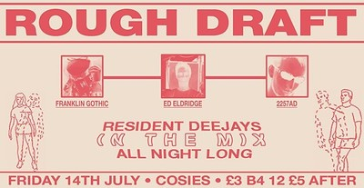 Rough draft presents cosies headfirst bristol Rough draft home design and drafting