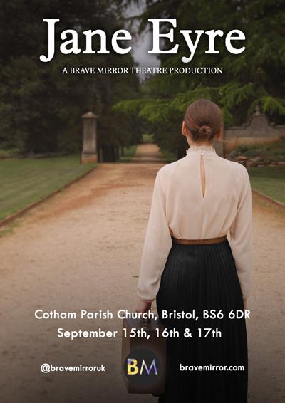 'Jane Eyre' - A Brave Mirror Production at Cotham Parish Church in Bristol