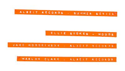 Albeit Records - Summer Series w/ Ellie Stokes at Croft Ales in Bristol