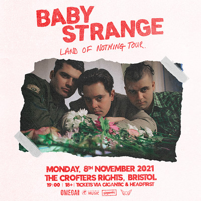 Baby Strange at Crofters Rights in Bristol