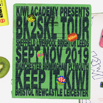 BK2SKL: The Klub Kiwi Tour Bristol at Crofters Rights in Bristol