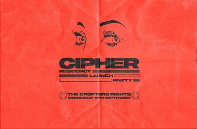 Cipher: Residency Launch at Crofters Rights in Bristol