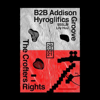 CNCPT Presents: Addison Groove B2B Hyroglifics at Crofters Rights in Bristol