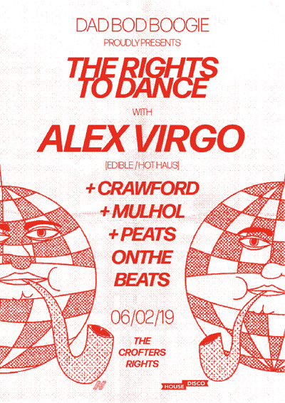 Dad Bod Boogie Presents: The Rights To Dance at Crofters Rights in Bristol