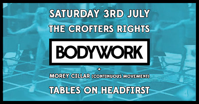 England vs Ukraine vs Bodywork Afterparty  at Crofters Rights in Bristol