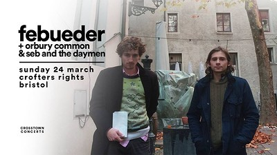 Febueder | Bristol at Crofters Rights in Bristol