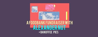 Foodbank Fundraiser with Alexander Nut (Eglo)  at Crofters Rights in Bristol